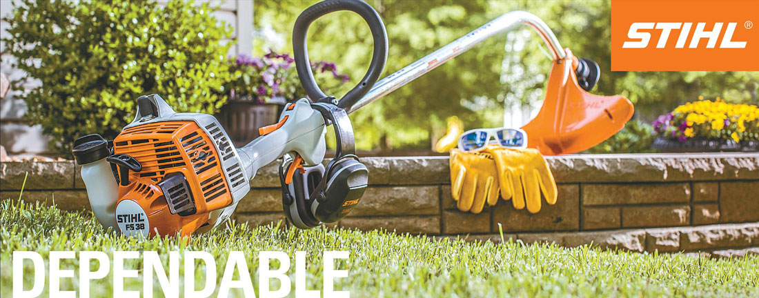 stihl dependable